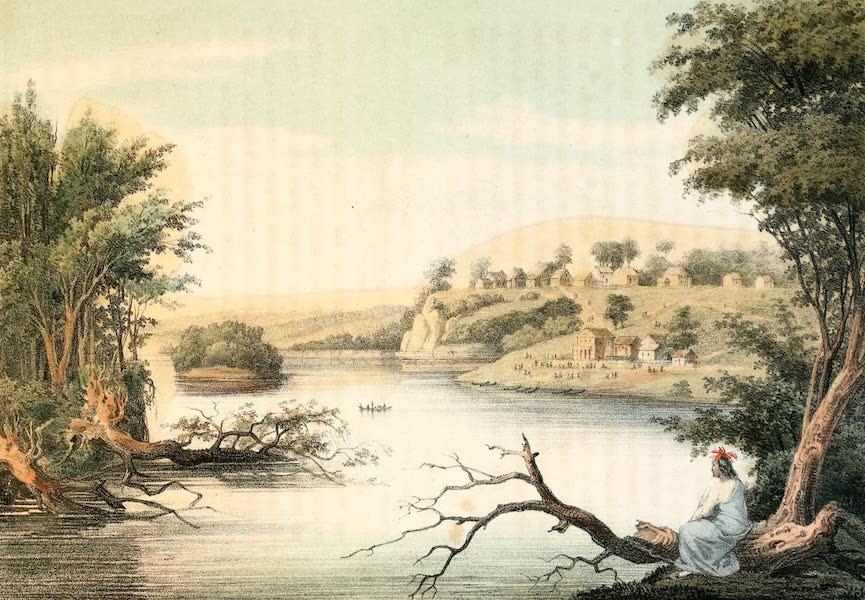 St. Pauls in Menesotah Territorium