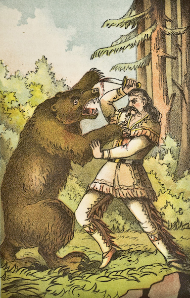 Wild Bill and the Cinnamon Bear