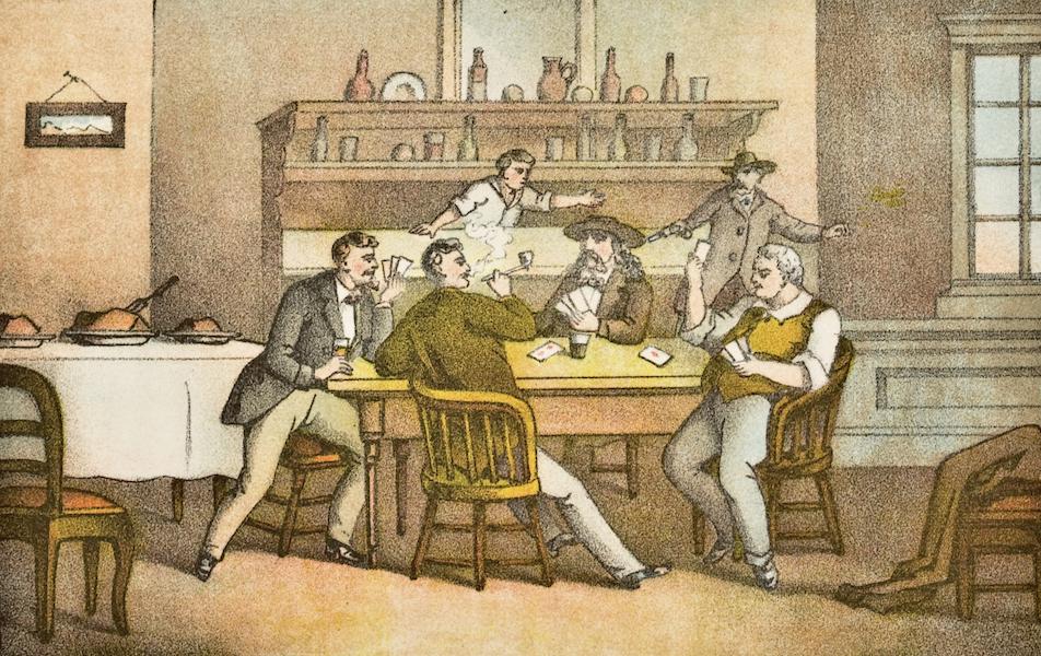 Assassination of Wild Bill