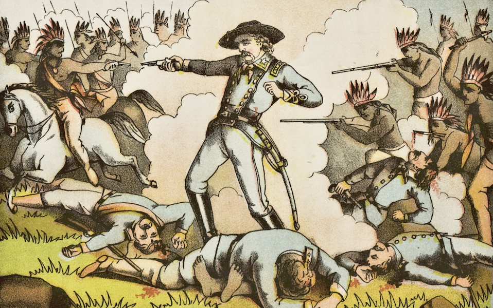 Death of General Custer
