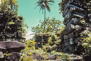 Collections - Nan Madol